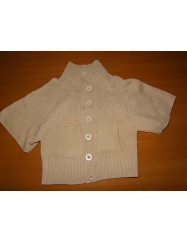 Jacheta cu maneci scurte fetite