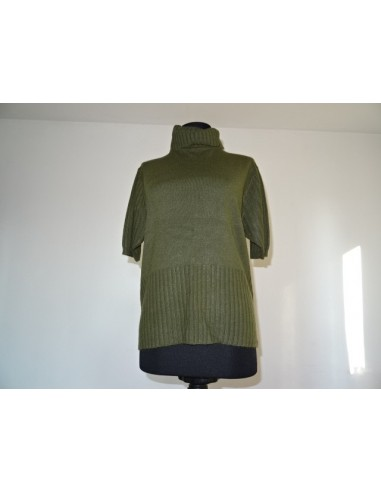 Pulover verde J-ESPERE