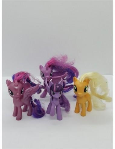 Set 4 figurine pentru fetite My...