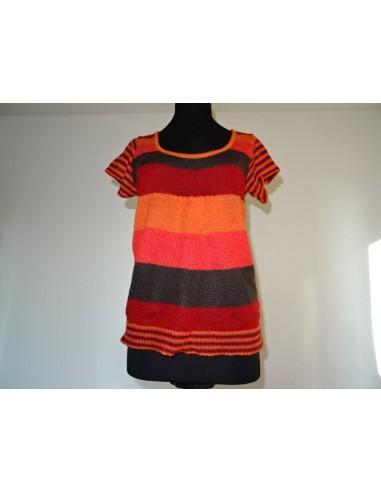 Tricou din lana PROMOD