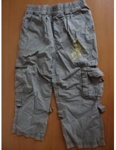 Pantaloni KickStar Gri