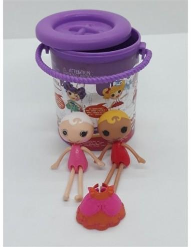 Set doua figurine mini Papusele...