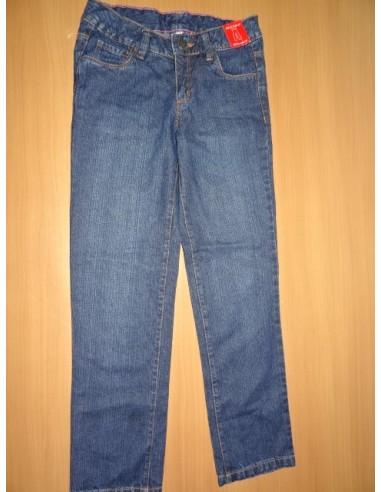 Jeans albastri fete