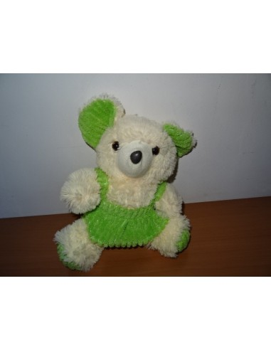 Ursulet cu rochita verde