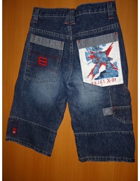 Jeans trei sferturi  H&M