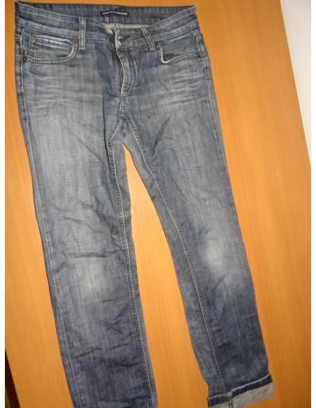 Jeans gri dama