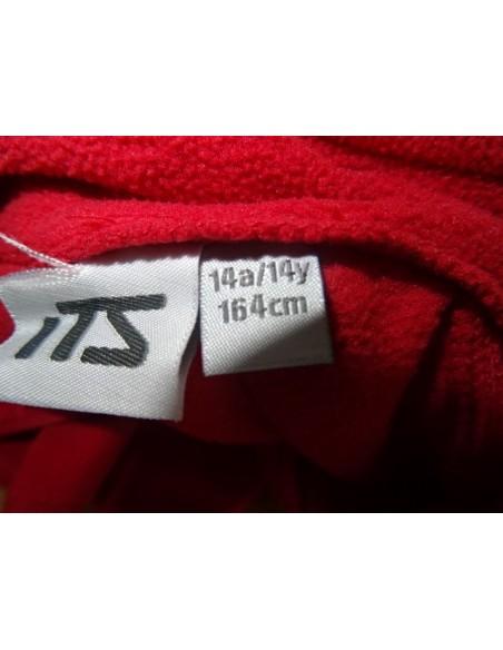 Bluza rosie fleece