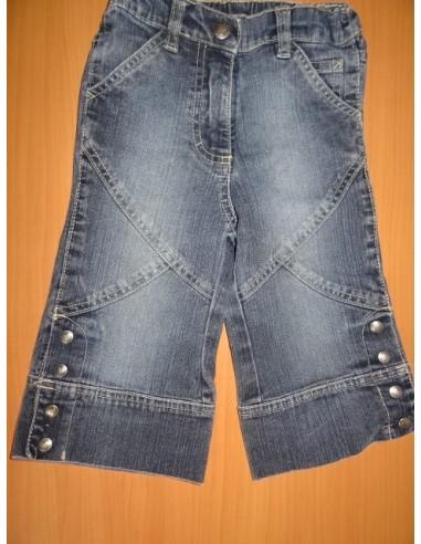 Jeans cu capse
