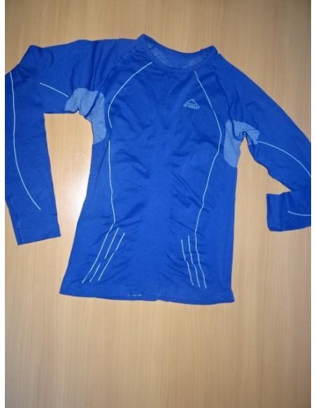 Bluza sport albastra