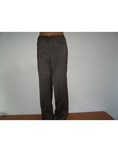 Pantaloni maro cu buzunare K.S
