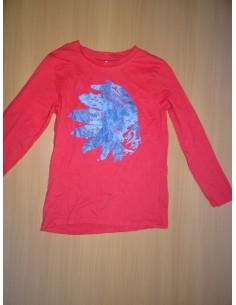 Bluza rosie fetite