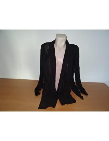 Cardigan negru Amisu de dama