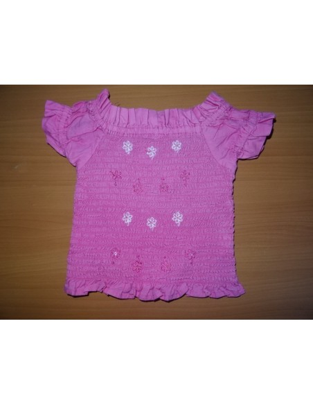 Bluzita roz mulata Outfit