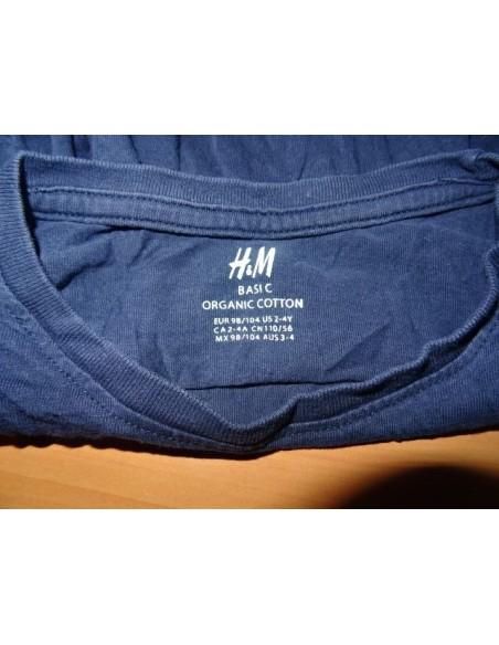 Tricou albastru H & M