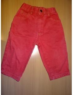 Jeans rosii fetite
