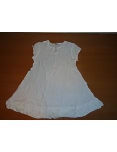 Rochie alba fetite