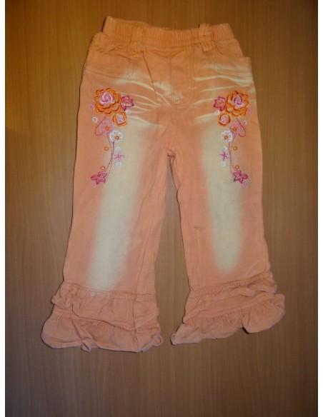 Pantaloni  cu volane