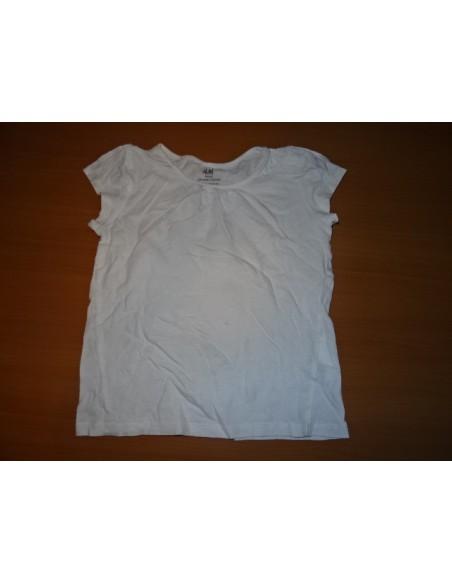 Tricou alb H & M