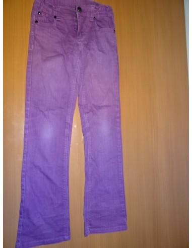 Pantaloni lungi mov