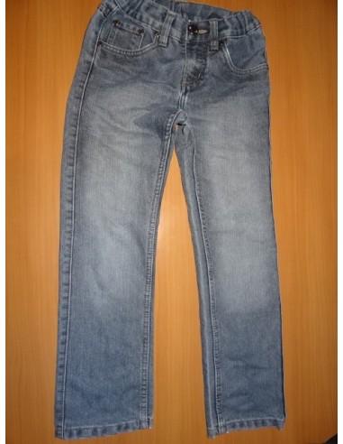 Jeans gri baietei