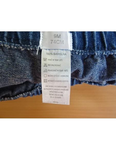 Jeans scurti baietei