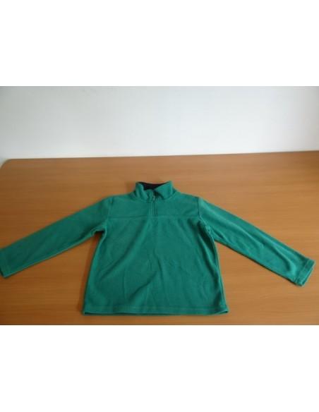 Bluza verde baietei