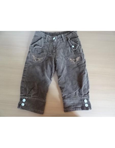 Pantaloni raiat pentru iarna