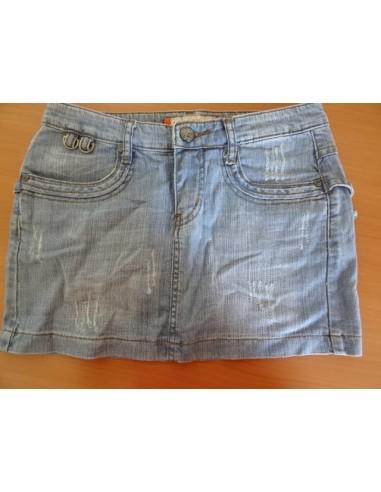 Fusta jeans scurta