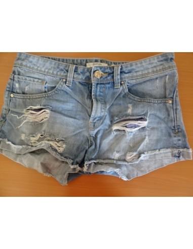 Jeans scurti STRADIVARIUS