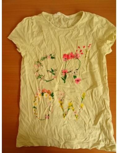 Tricou H & M cu floricele