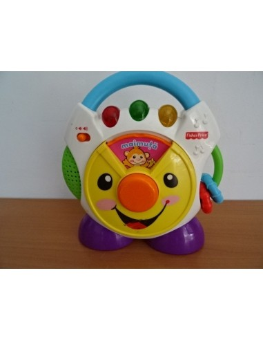 Jucarie educativa bebe CD Fisher Price