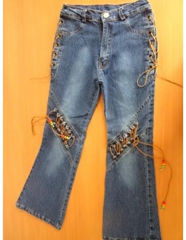 Jeans evazati fetite