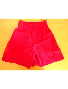 Pantaloni scurti red