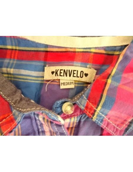 Camasa multicolora  KENVELO
