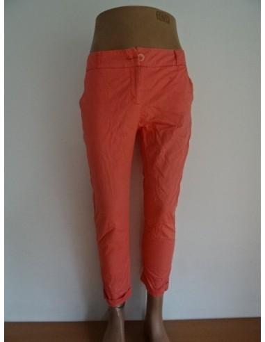 Pantaloni roz dama skinny