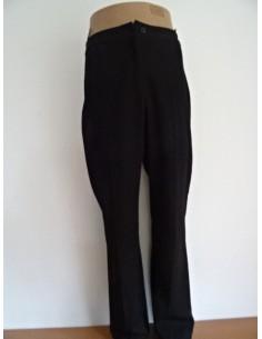 Pantaloni negri de stofa Modexim