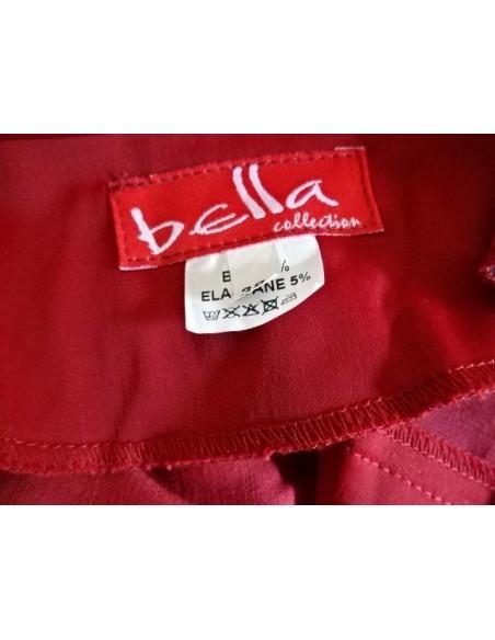 Bluza mov scurta Bella