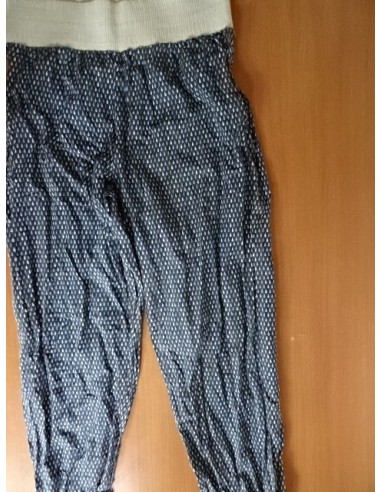 Pantaloni dama in buline