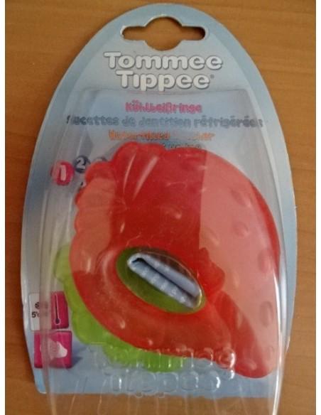 Jucarie dentitie - Set 2 suzete umplute cu apa Tommee Tippee
