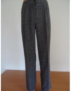 Pantaloni MIKI cu dunga