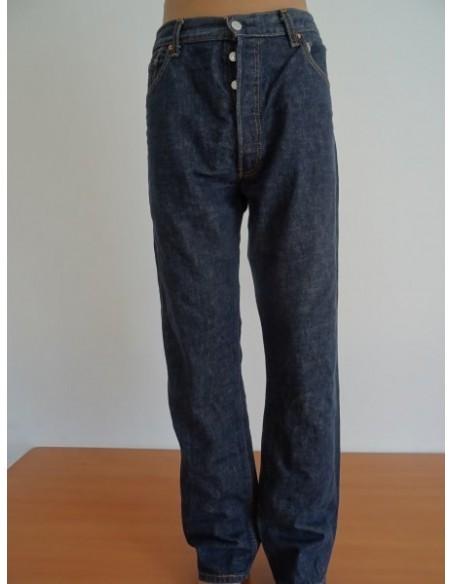 Jeans albastri barbati