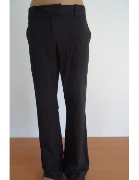 Pantaloni negri  de costum