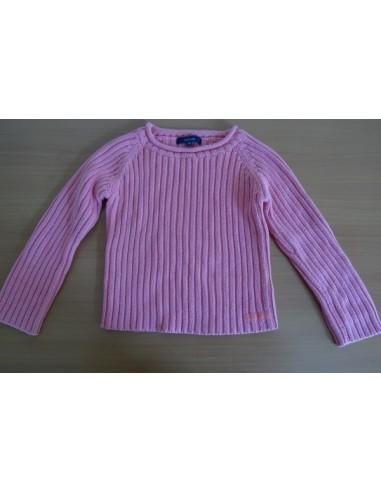Pulover roz fetite