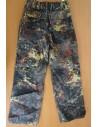 Pantaloni militari baieti