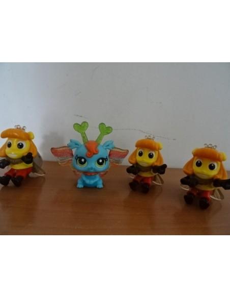 Set 4 figurine diverse