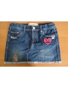 Fusta scurta jeans