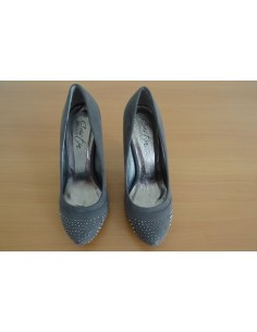Pantofi cu toc inalt, subtire