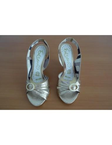 Sandale aurii dama