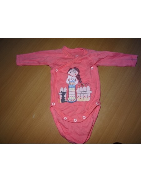Body bebe imprimeu fetita