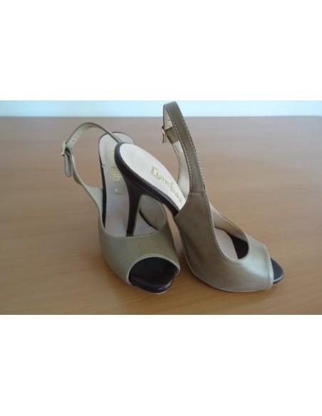 Sandale dama cu toc cui